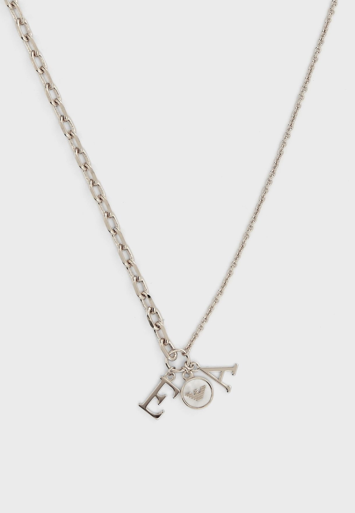 Signature Link Chain Necklace