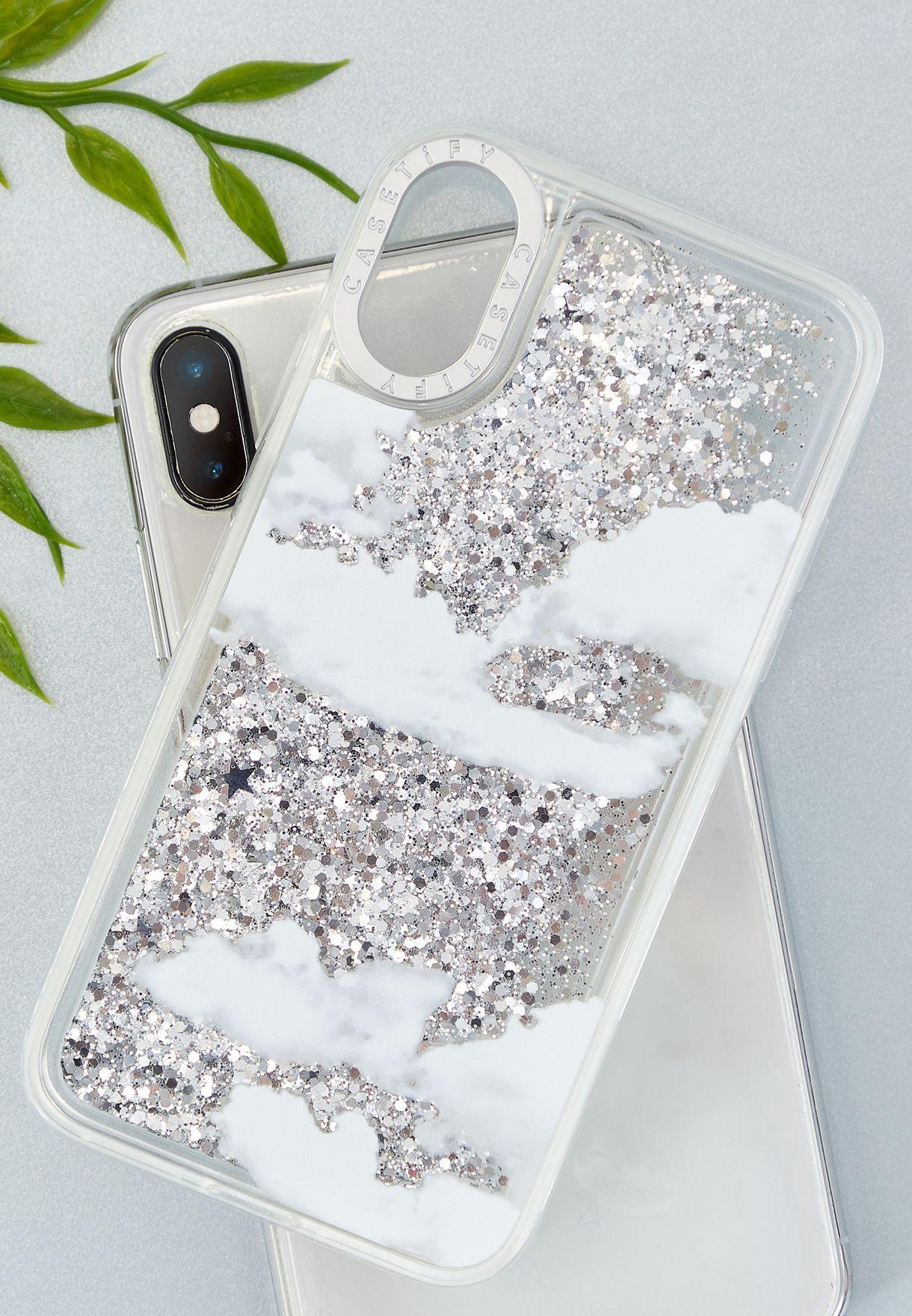 iPhone XS/X Glitter Phone Case