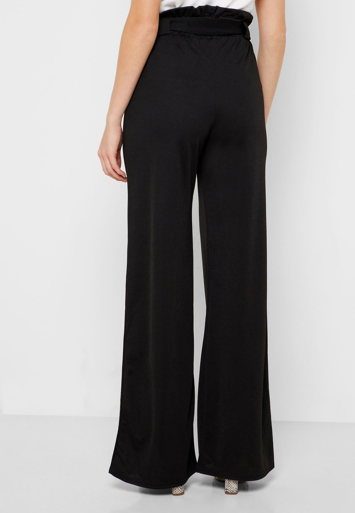 Paperbag High Waist Pants