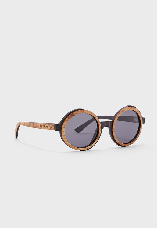 Funky Wooden Sunglasses