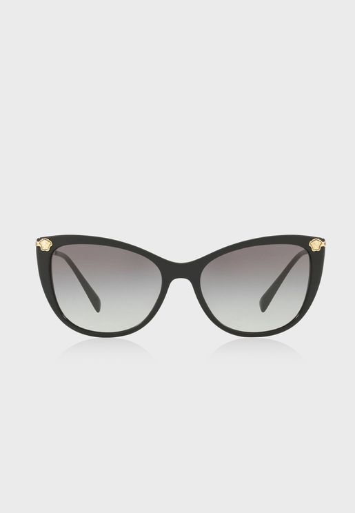 0VE4345B Cats Eyes Sunglasses