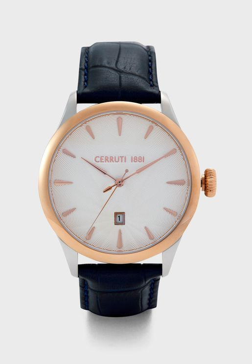 Campestri Analog Watch