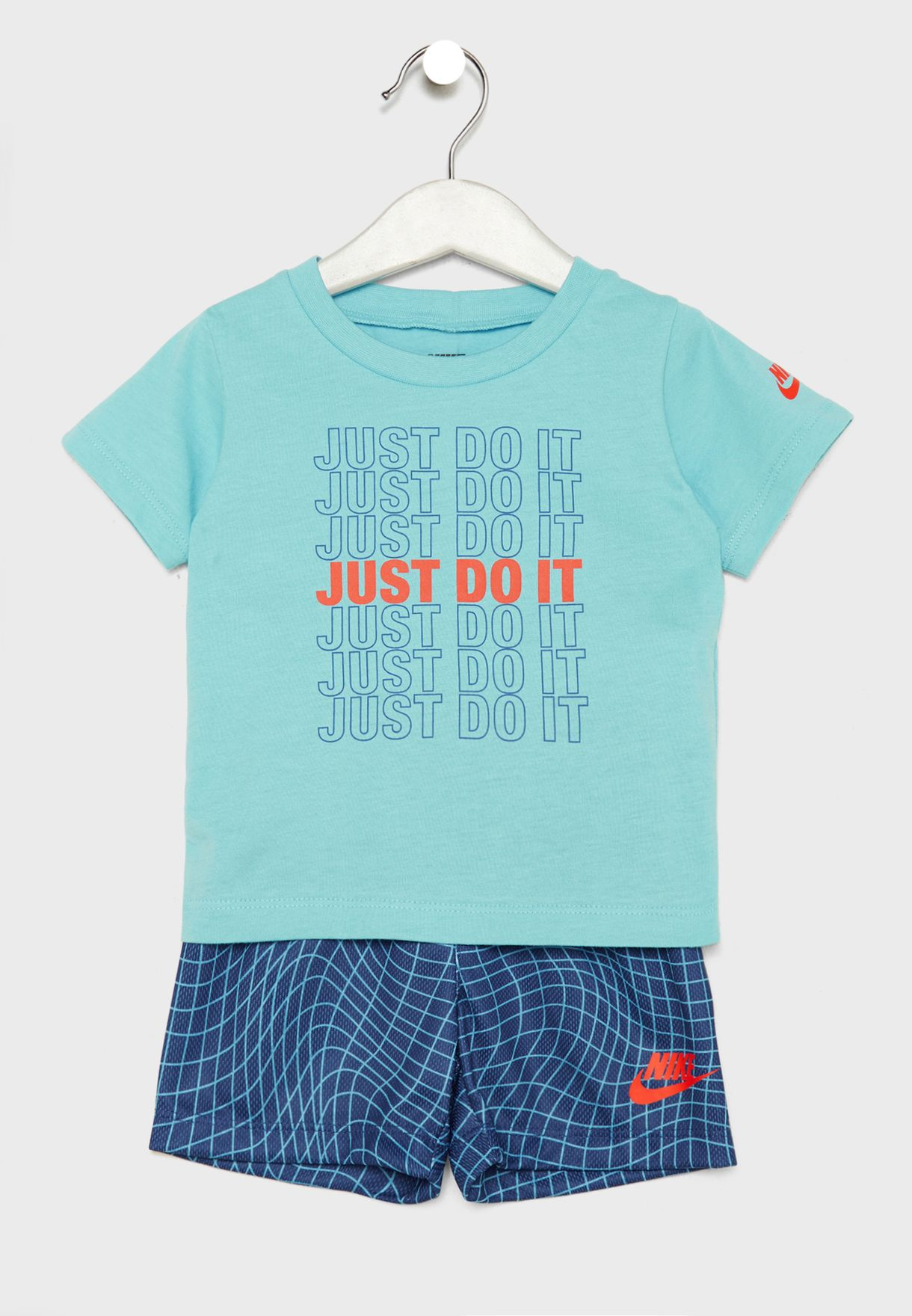 Infant Just Do It AOP Set