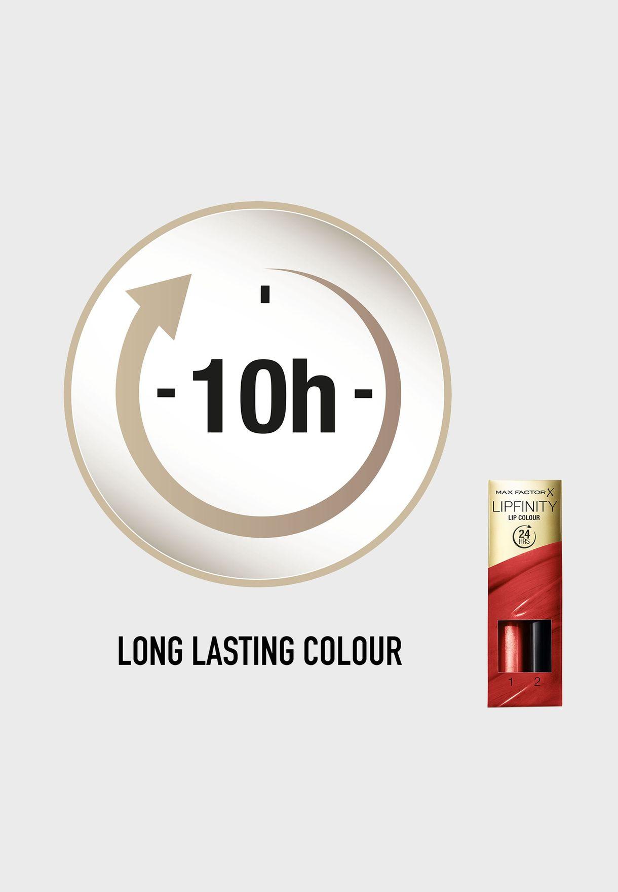 احمر شفاه بخطوتين - 120 Hot