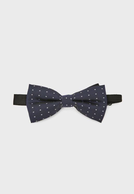 Kids Bow Detail Hair Tie