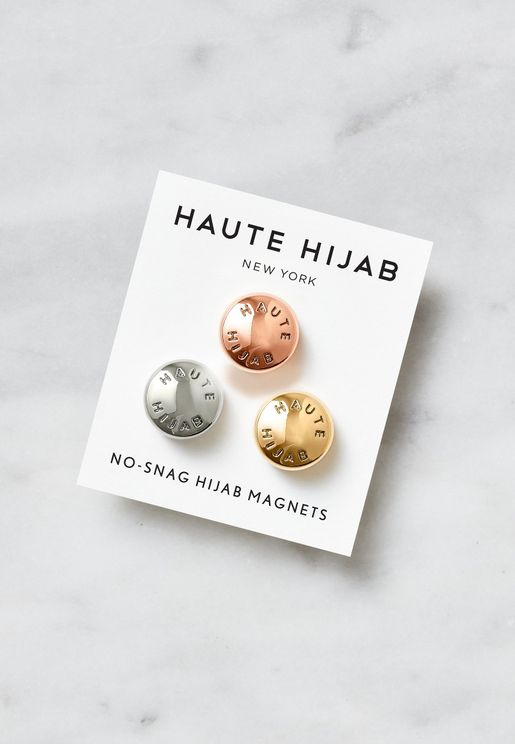 No Snag Hijab Magnets