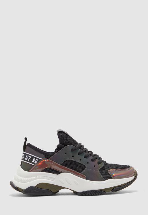 Ajax Chunky Low Top Sneaker