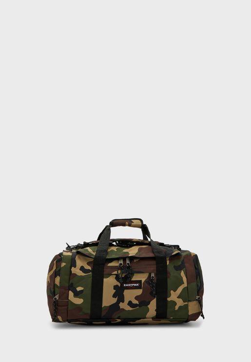 Small Reader Camo Duffel Bag