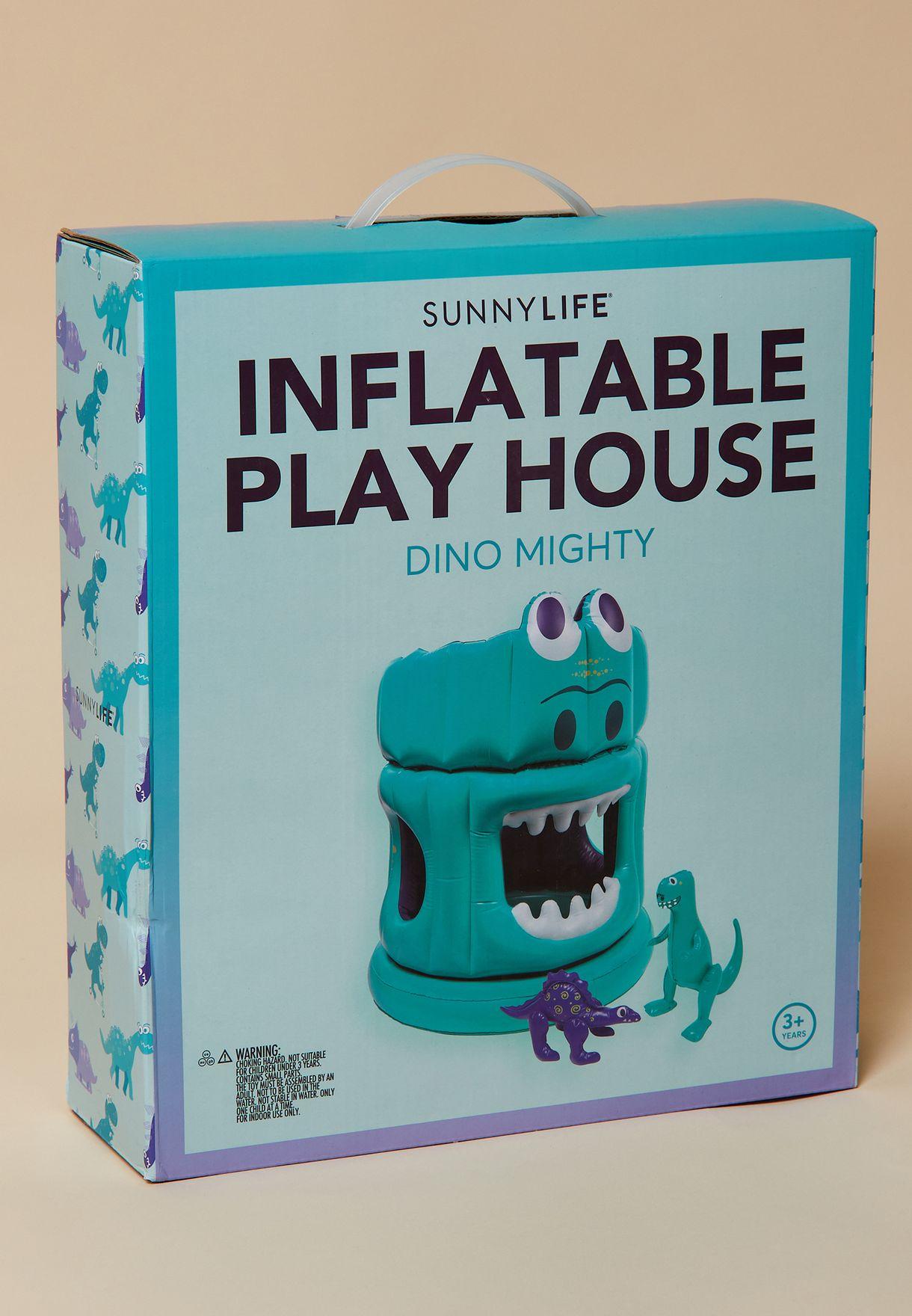 منزل اطفال قابل للنفخ
