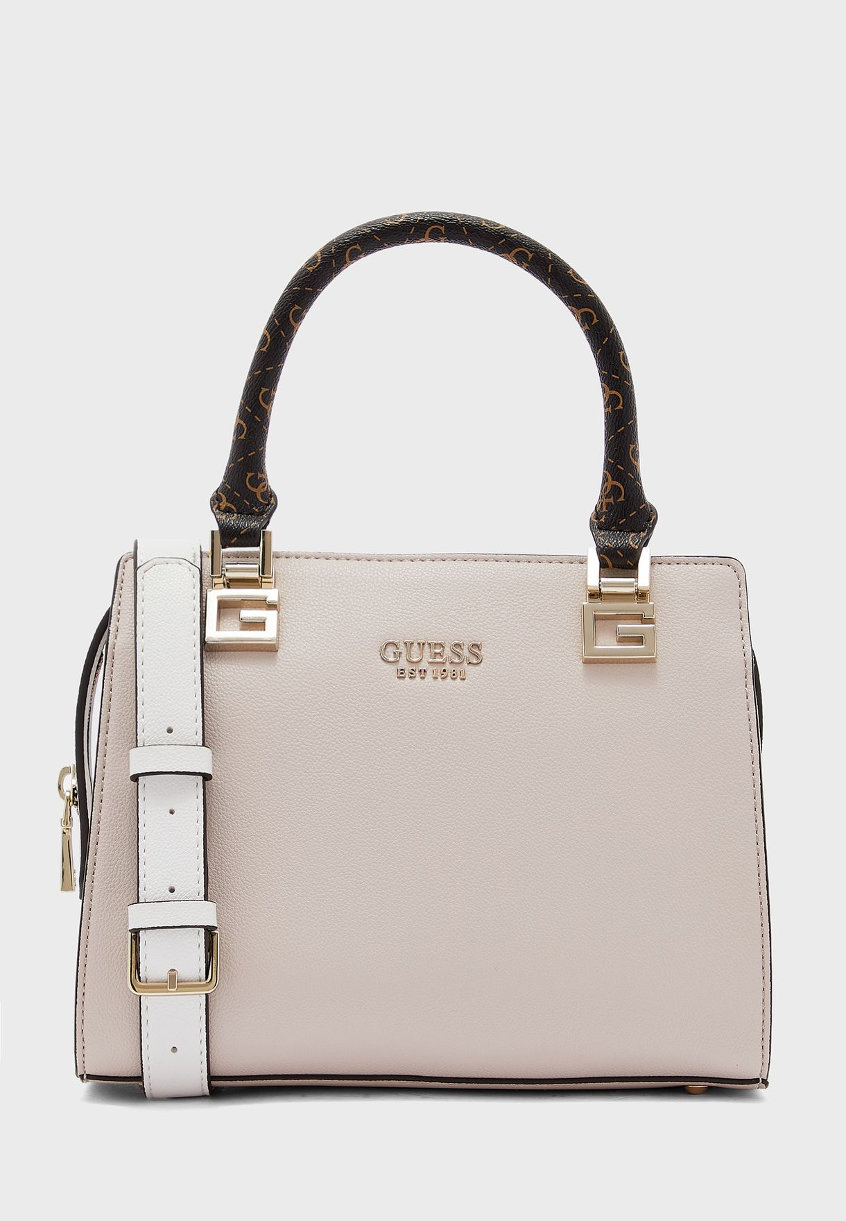 Enrica Top Handle Satchel