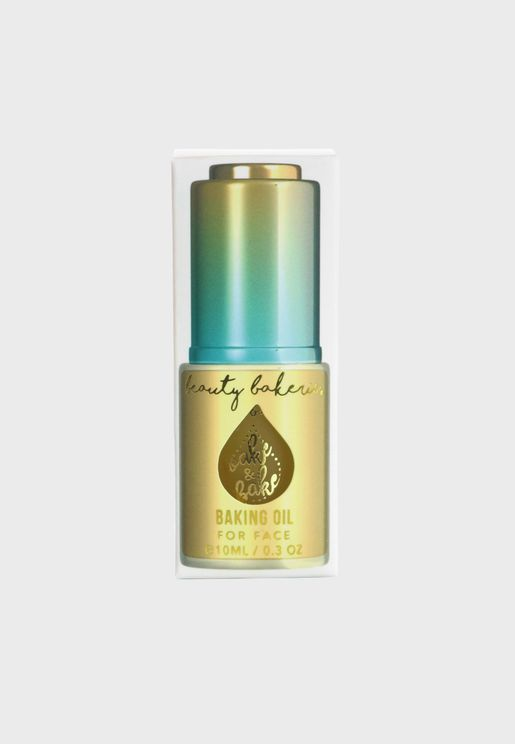Wake And Bake Hydrating Face Oil