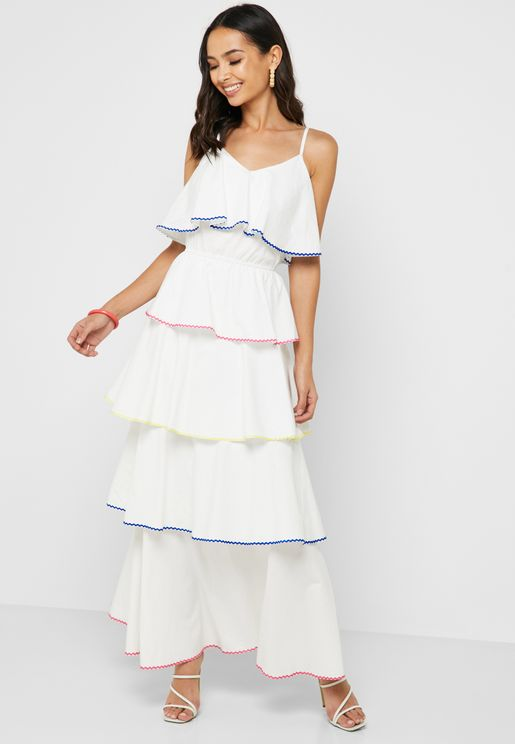 Tiered Cami Dress