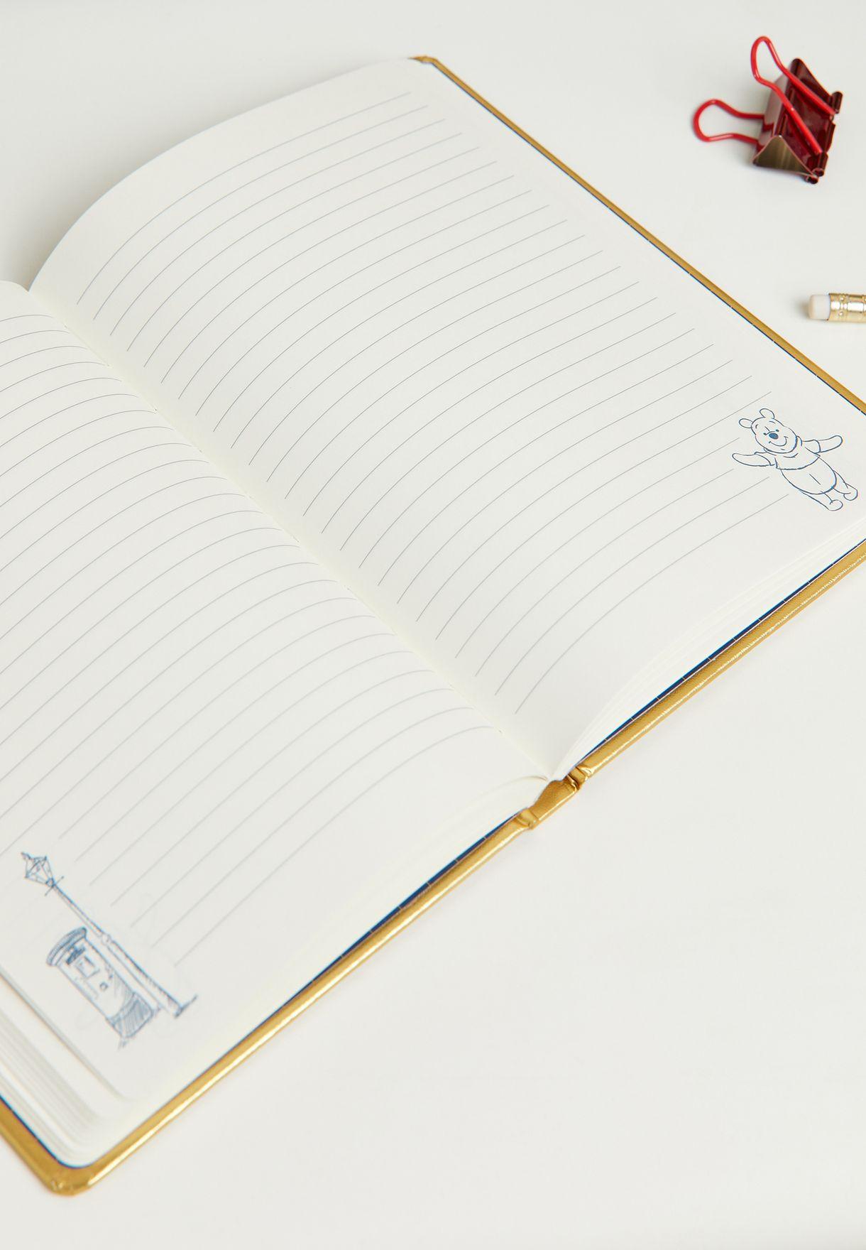 دفتر ملاحظات ويني الدبدوب A5