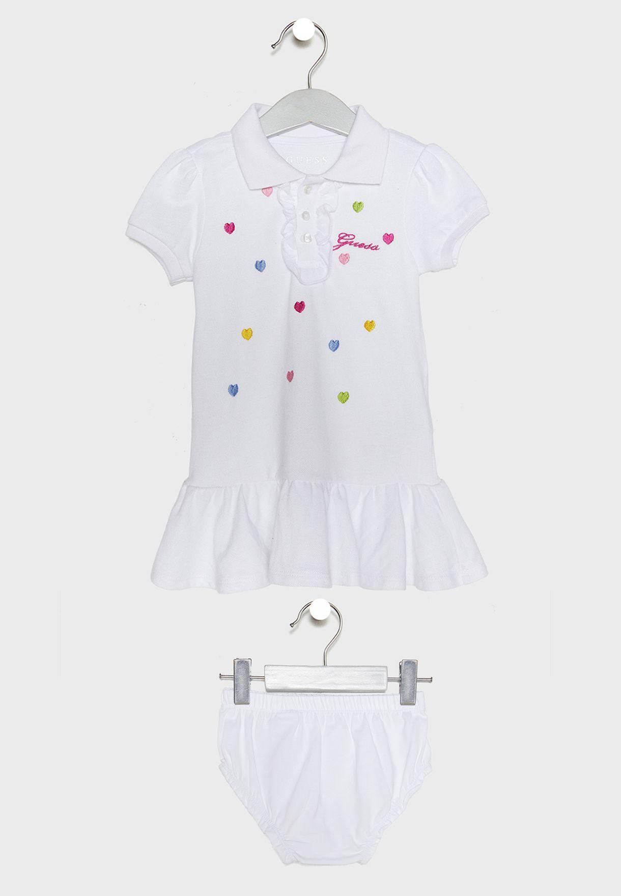 ecca298fc تسوق طقم (فستان + سروال) ماركة جيس لون أبيض A91K13K83I0 في عمان -  10064AT69RDP