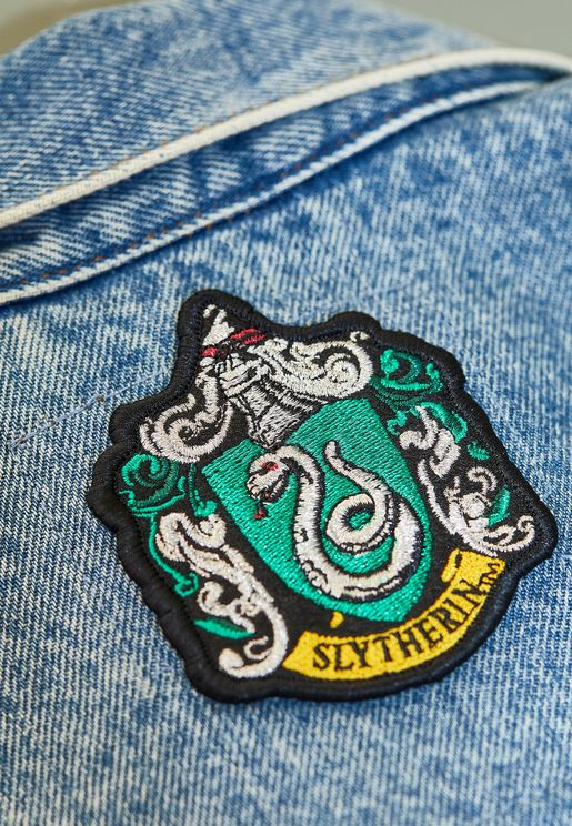 Mega Slytherin Badge Pack