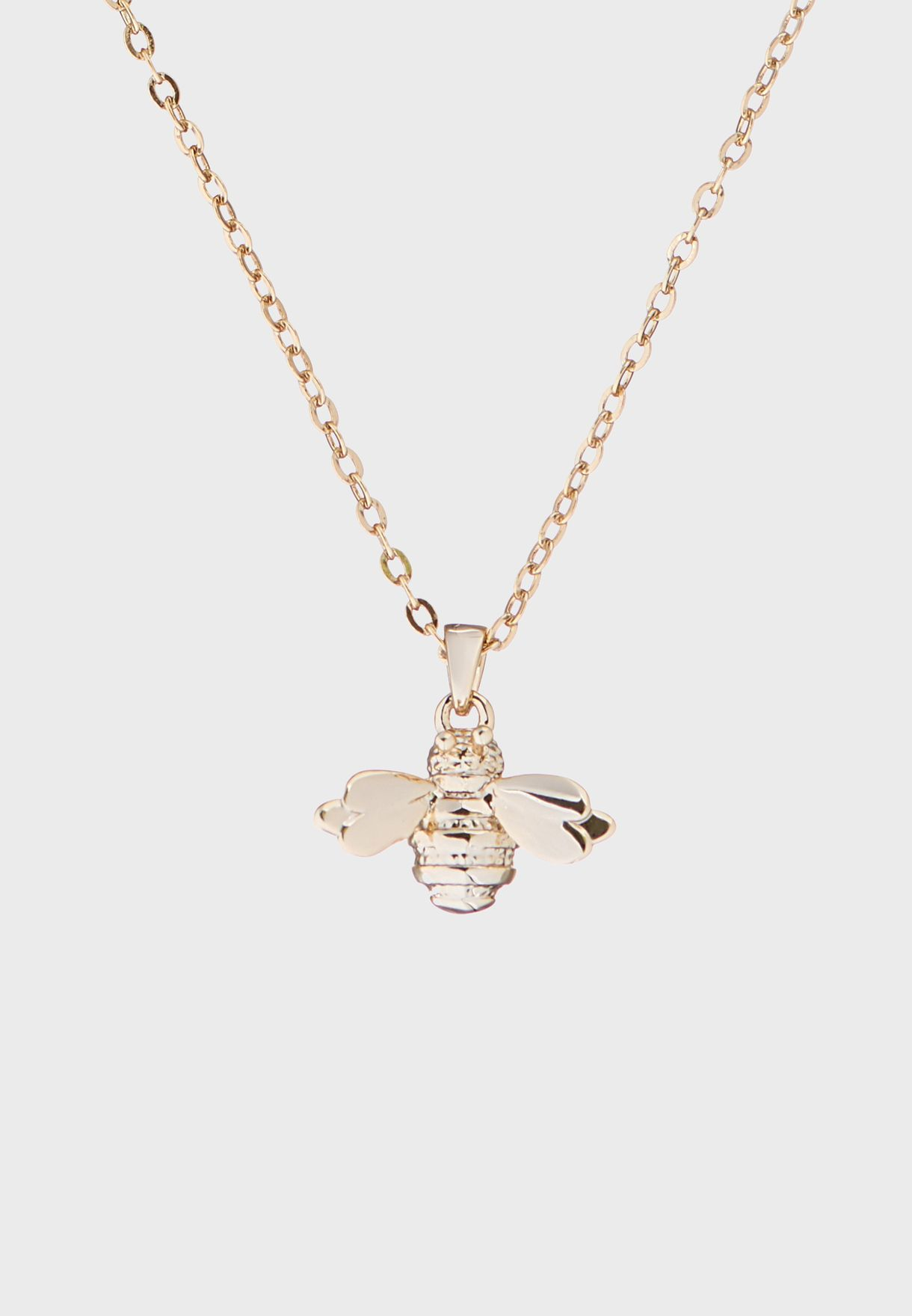 Bellema Bumble Bee Pendant Necklace