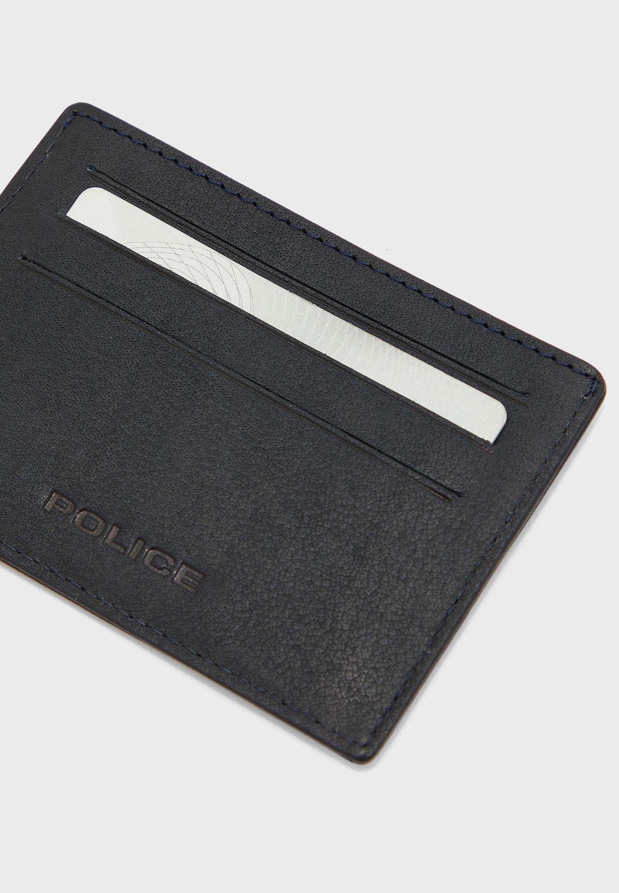 حافظة بطاقات بجيوب متعددة