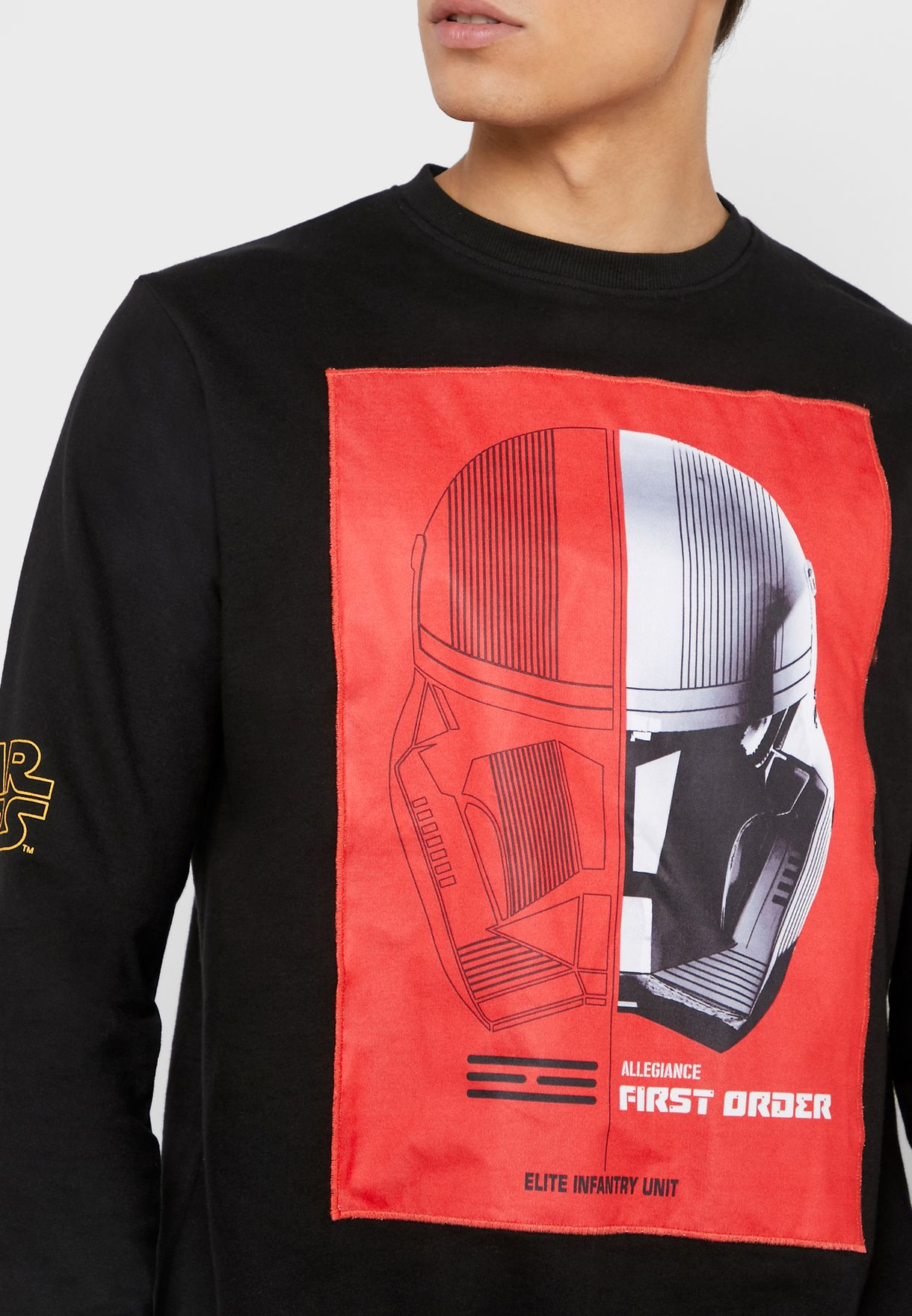 First Order Sweater