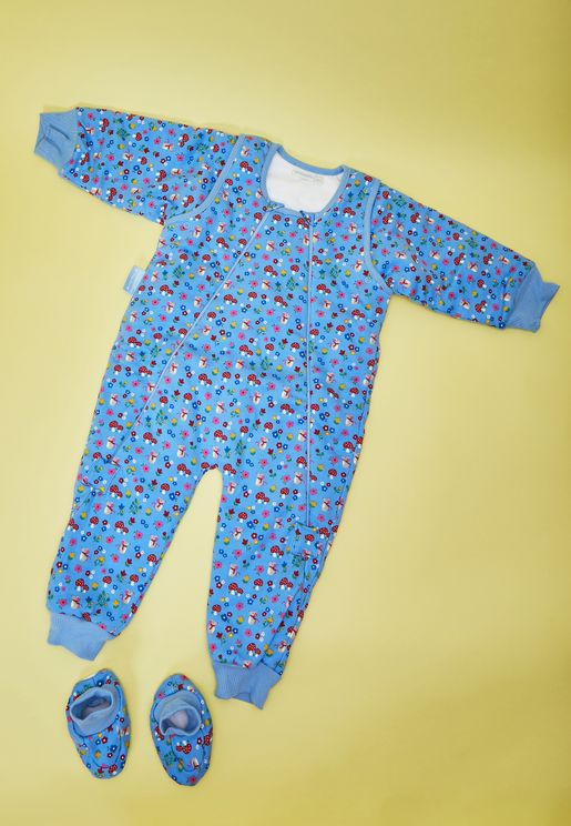 Woodland Printed Sleep Snuggler 2.5 Tog