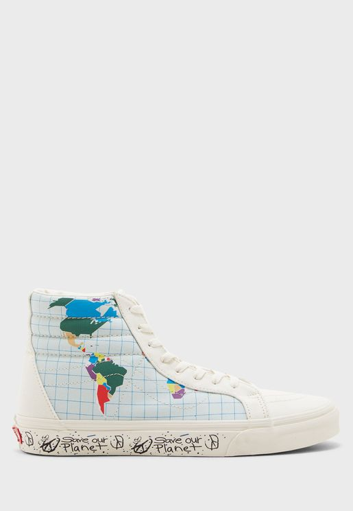 Save Our Planet SK8-Hi Reissue