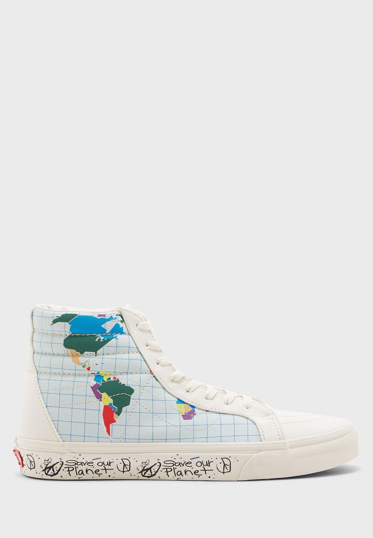 حذاء من مجموعة انقذ كوكبنا (Save Our Planet)