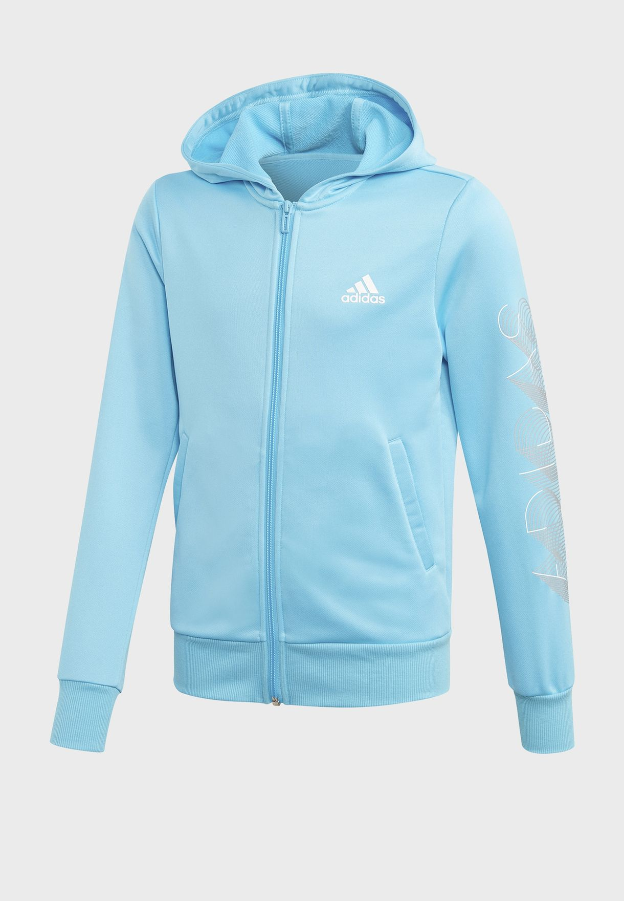 Youth PES Hooded Tracksuit