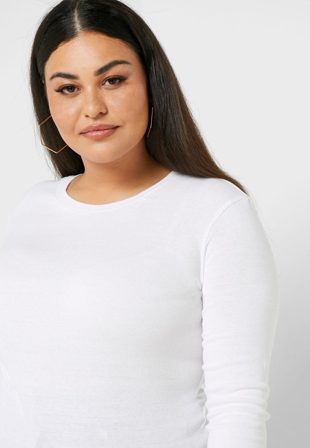 Essential Long Sleeve Top