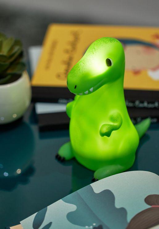 مصباح ليلي ديناصور