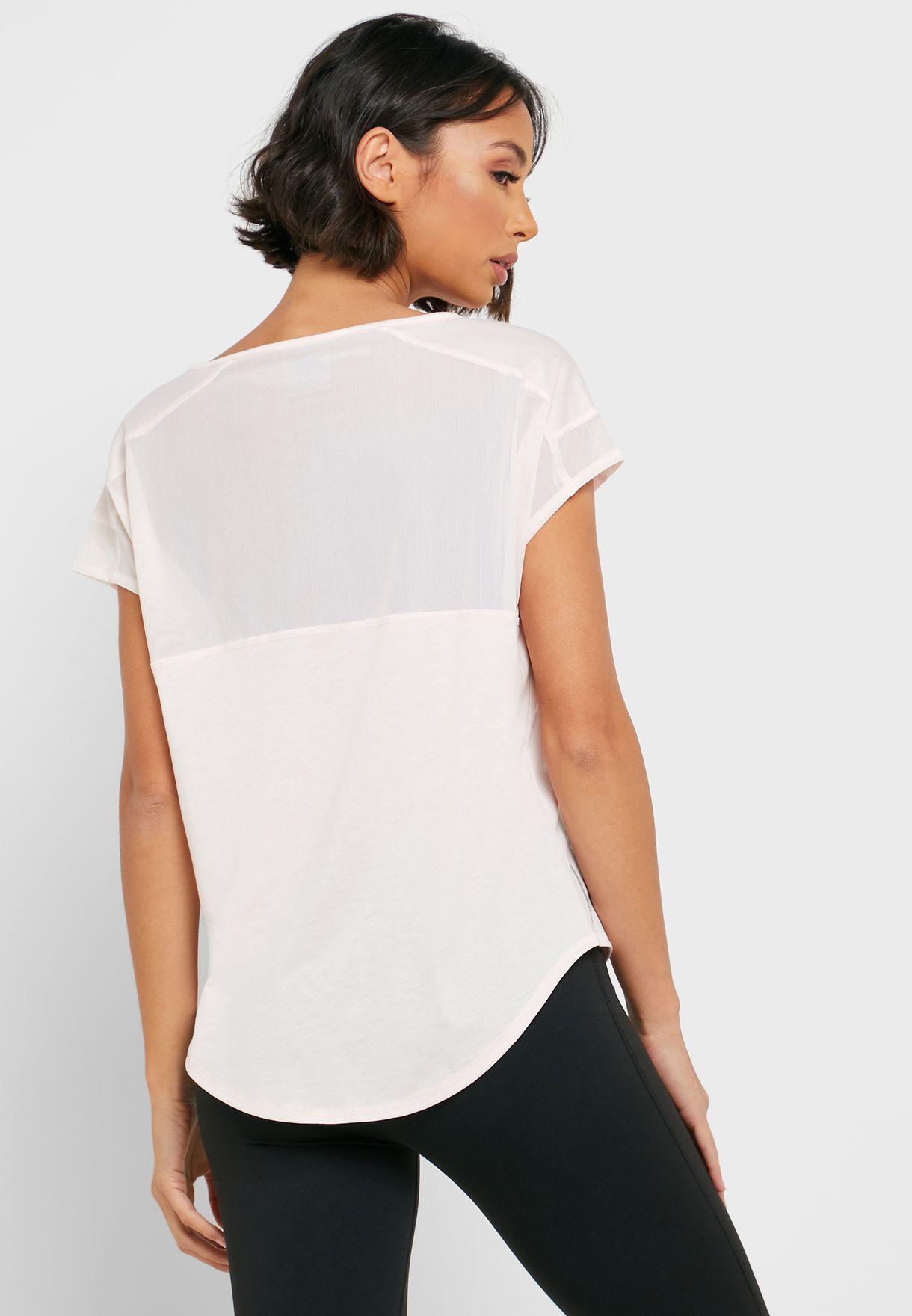 Studio Mesh Cat T-Shirt