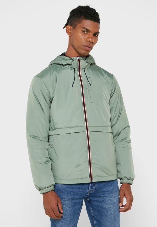 Gavin Hooded Jacket