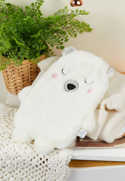 Polar Bear Hot Water Bottle