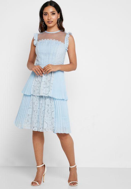 فستان كسرات