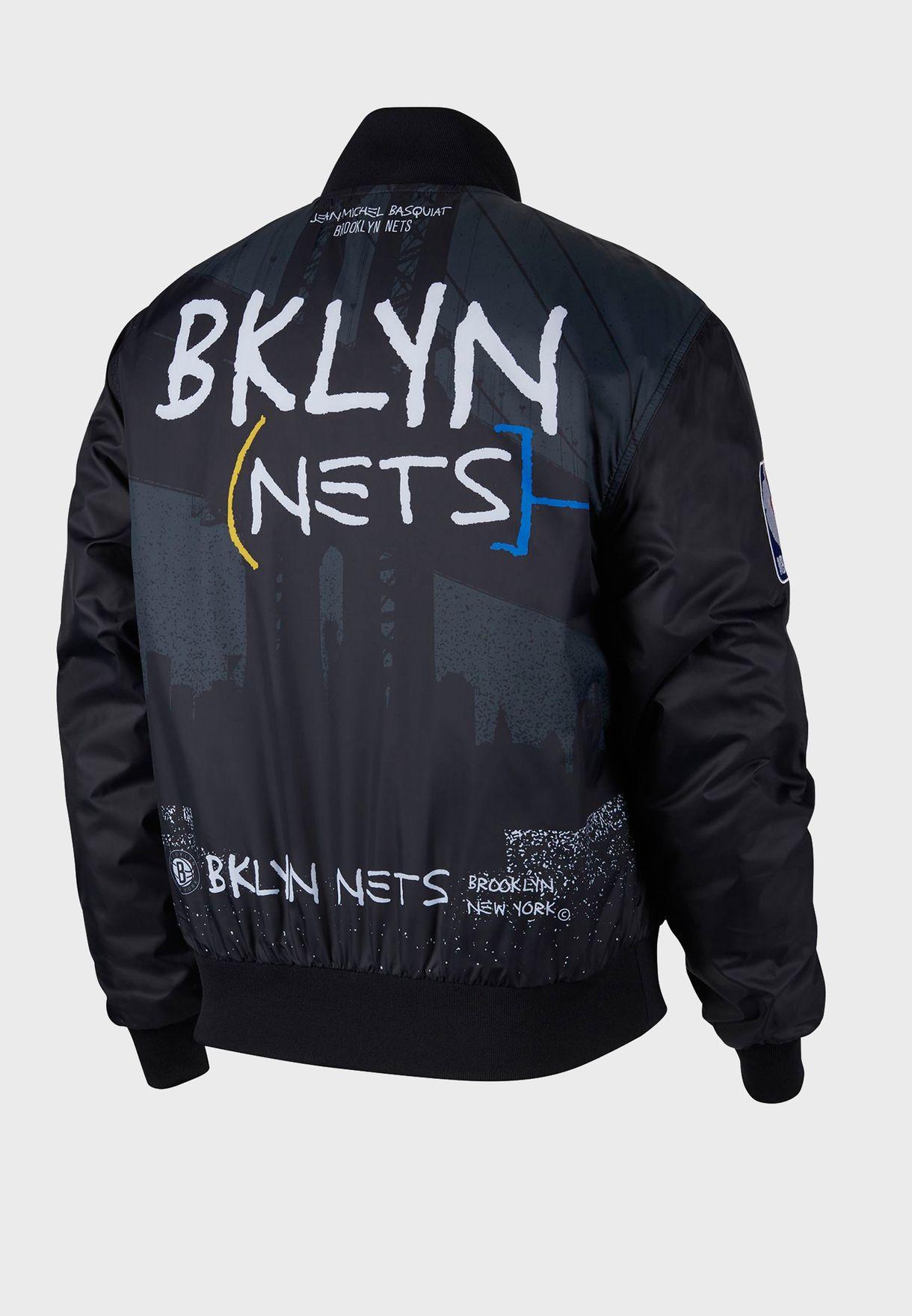 Brooklyn Nets Jacket