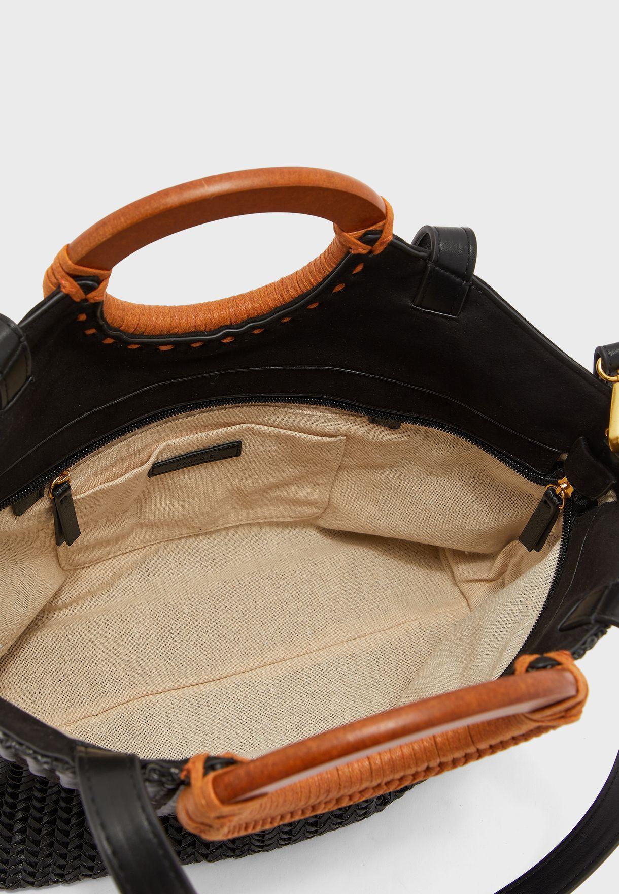 Braided Tote Bag