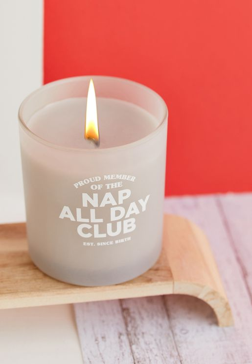 Nap All Day Candle