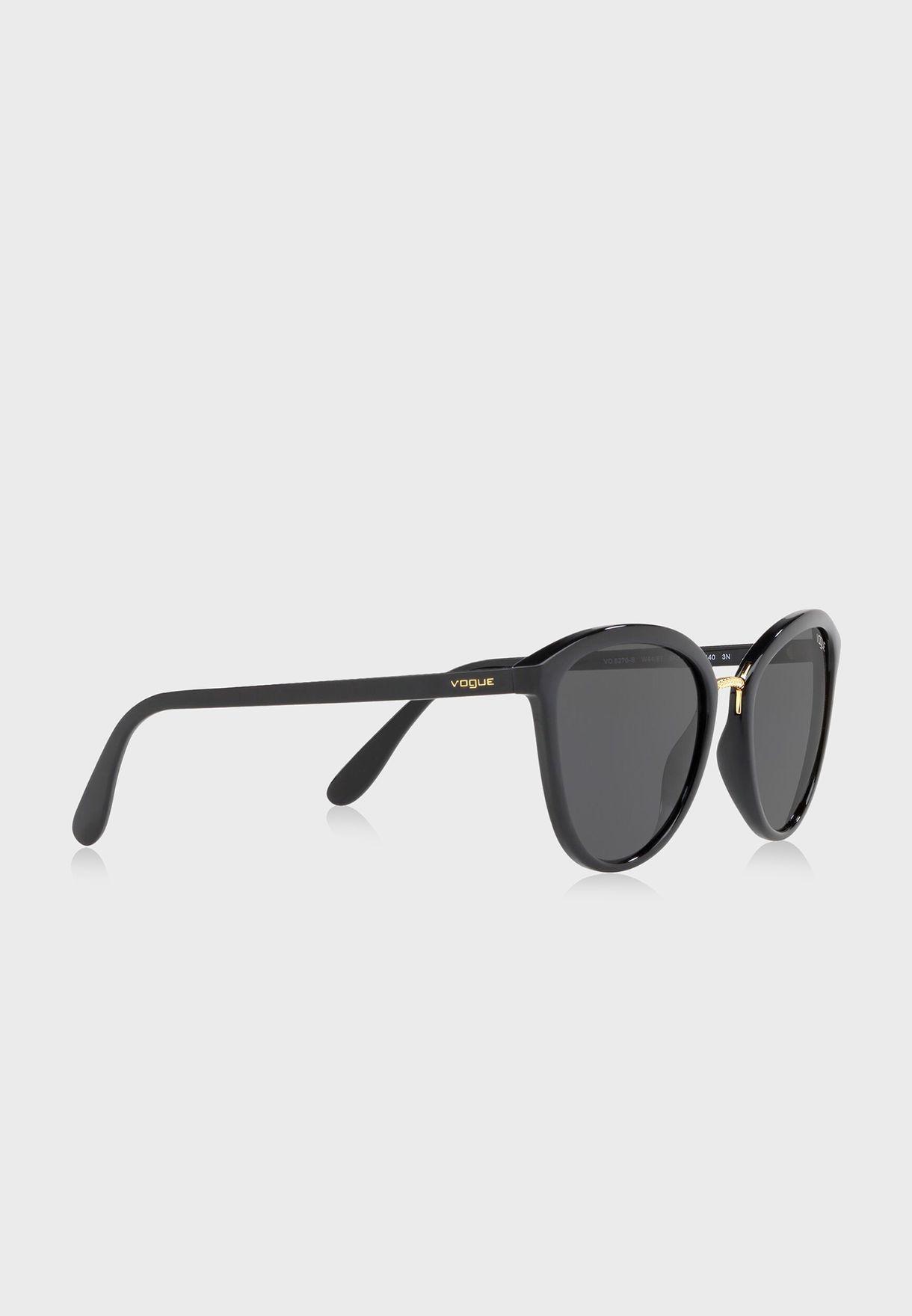 0VO5270S Cat Eye Sunglasses