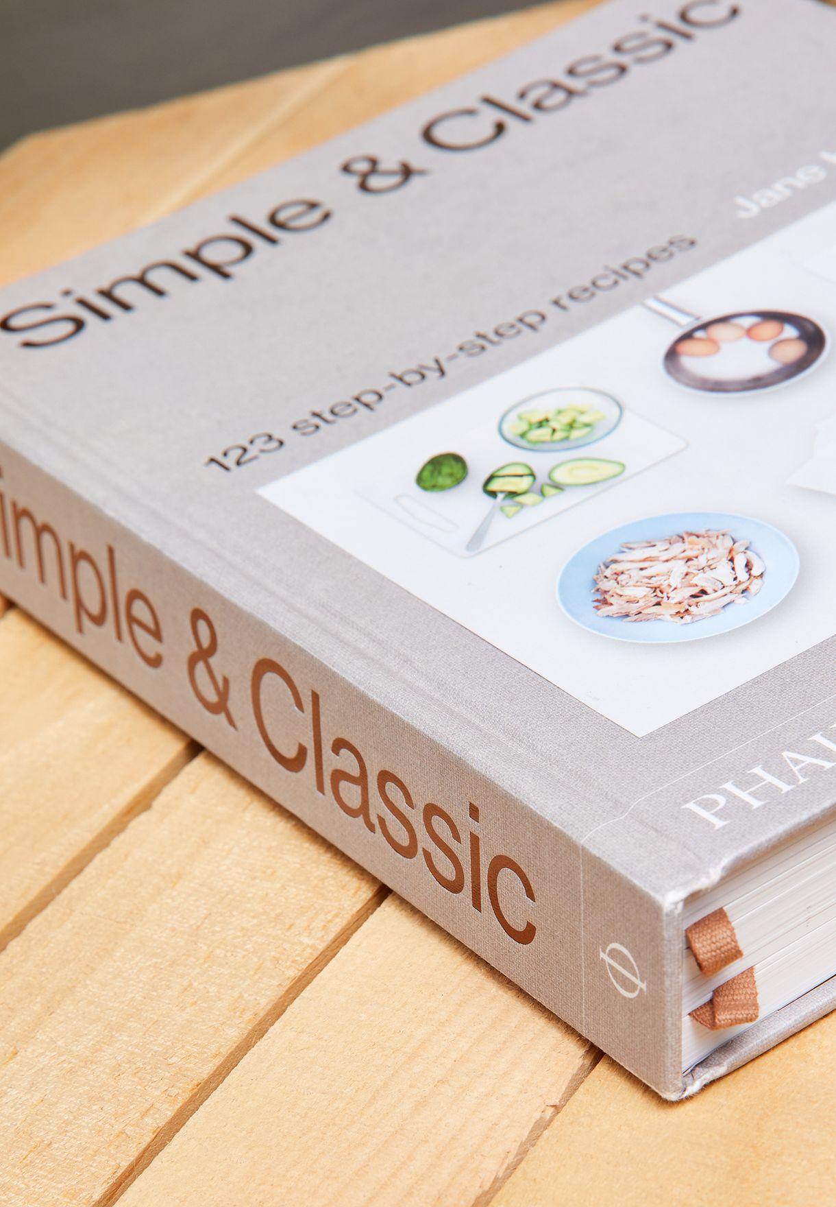 كتاب سيمبل اند كلاسيك