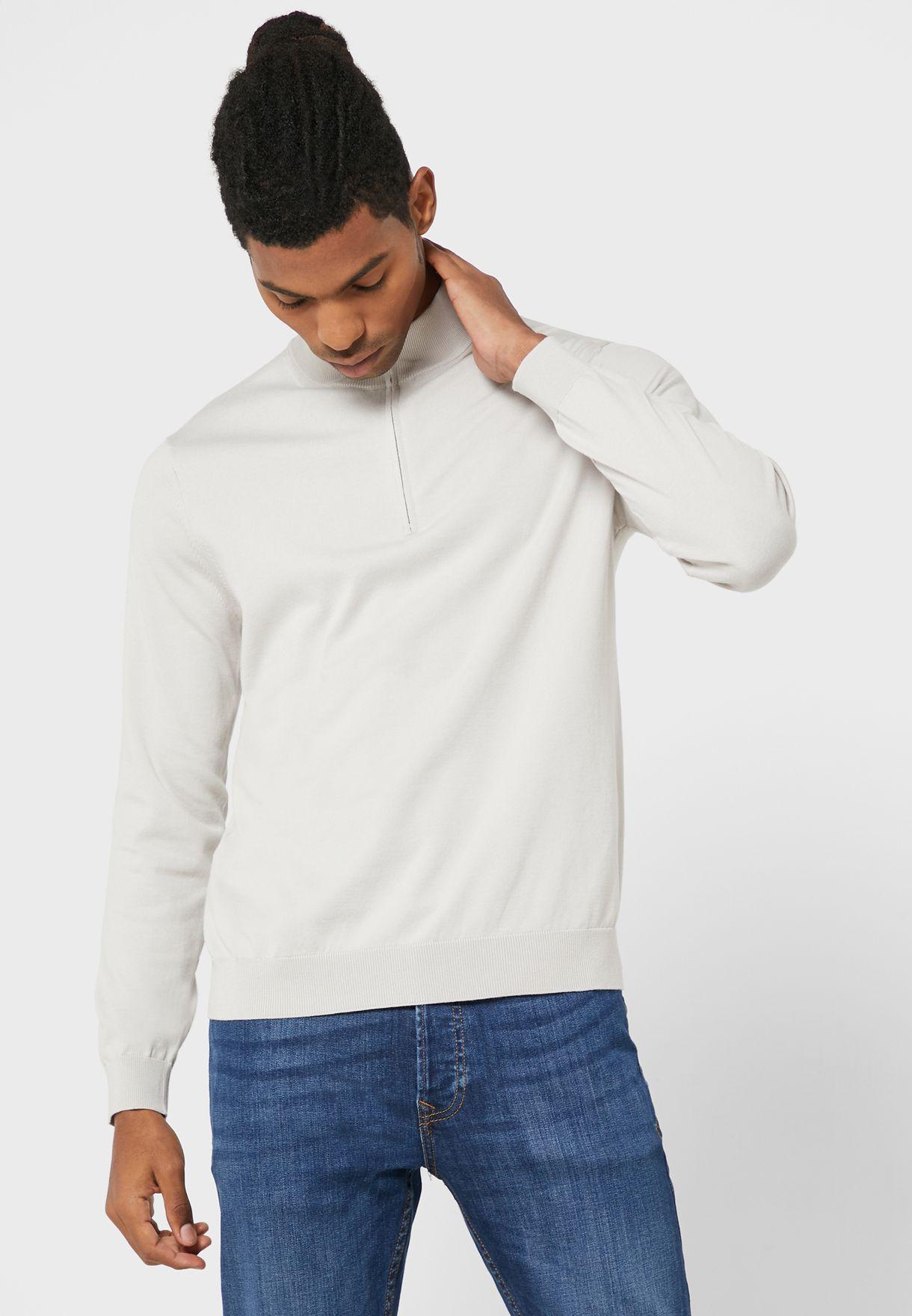 Thermoregulator Half Zip Sweater