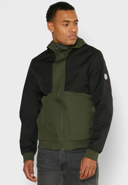 Joe Color Block Jacket