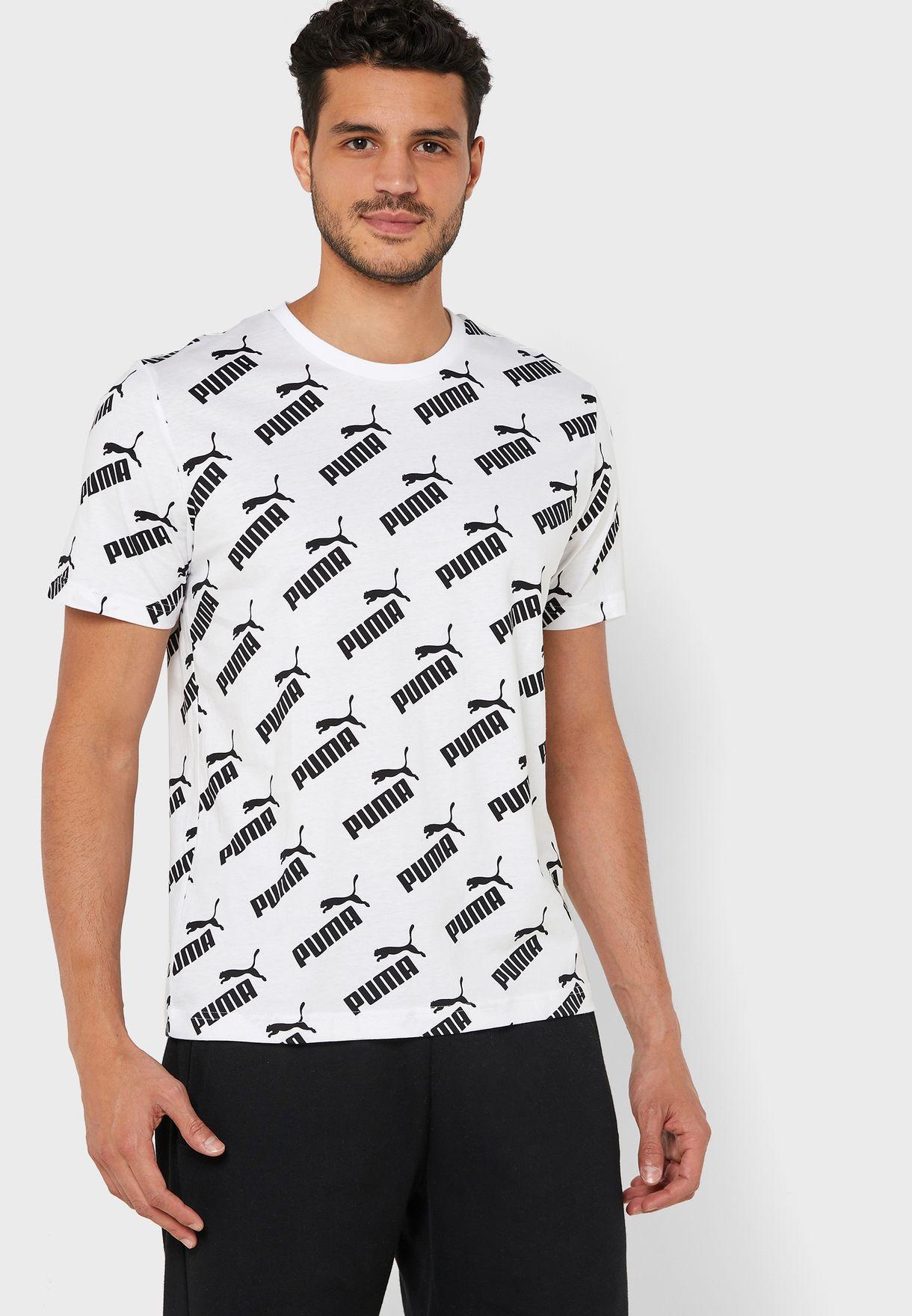 Amplified AOP T-Shirt