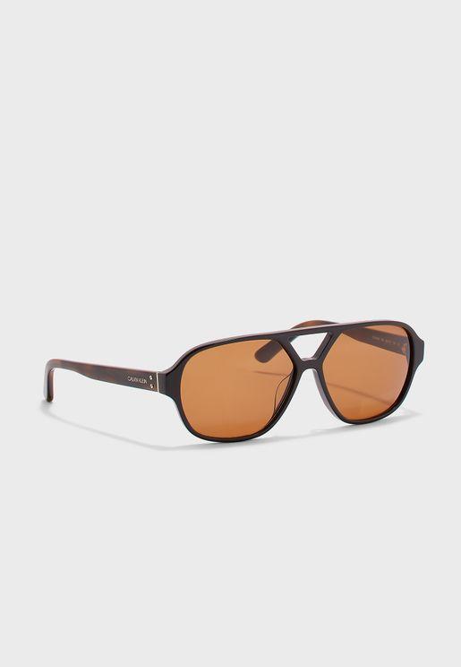 CK18504S Oversized Sunglasses
