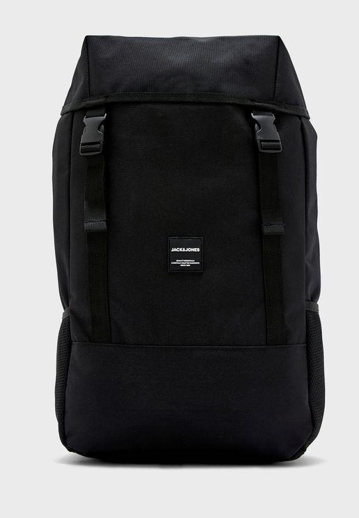 Luke Color Block Backpack