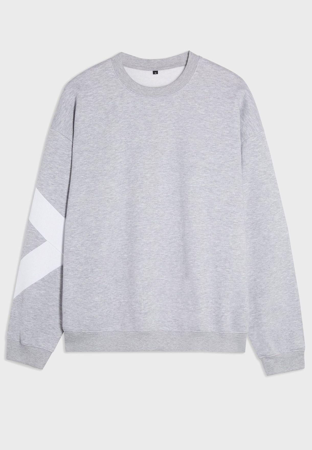 T Print Sweatshirt