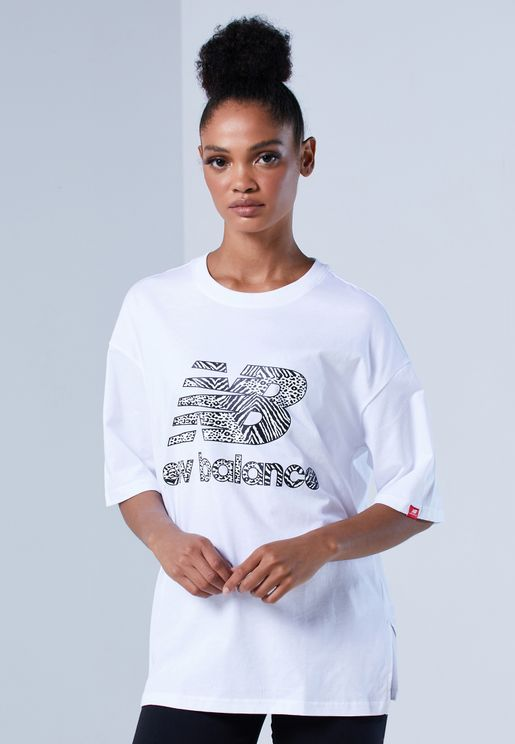 Athletics Animal Print T-Shirt