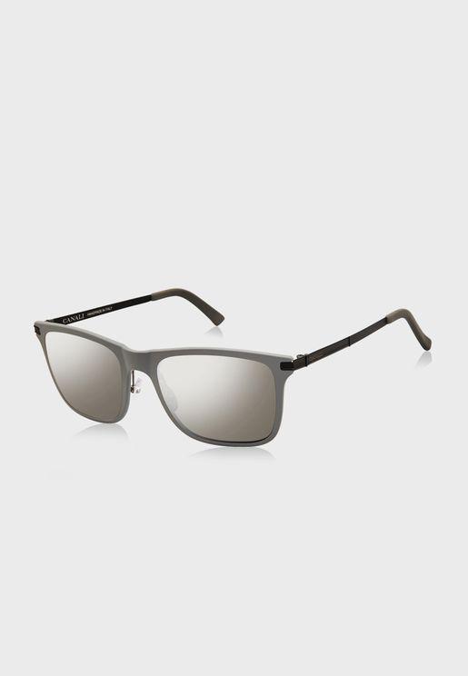 L CO21202 Aviator Sunglasses