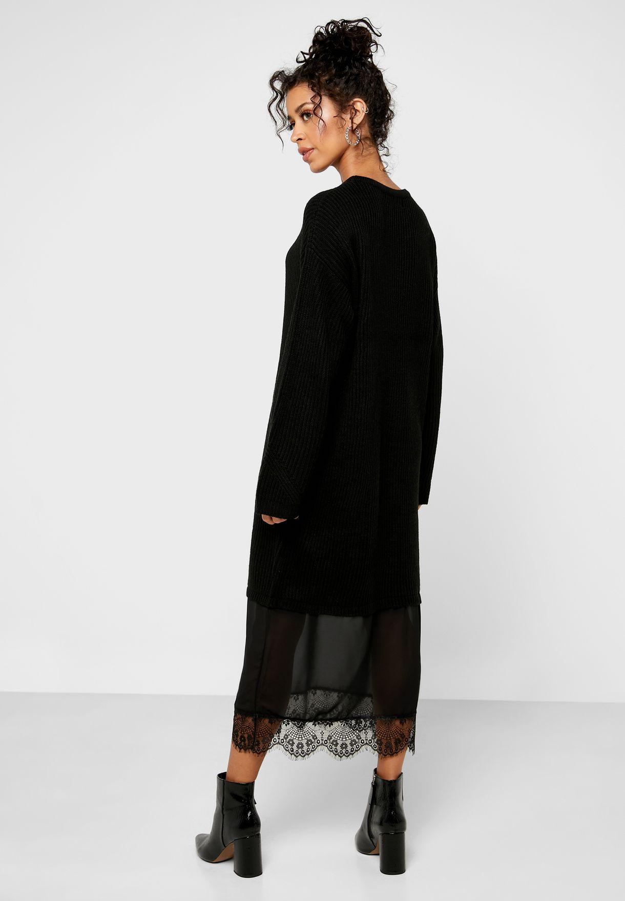 فستان بشراشيب