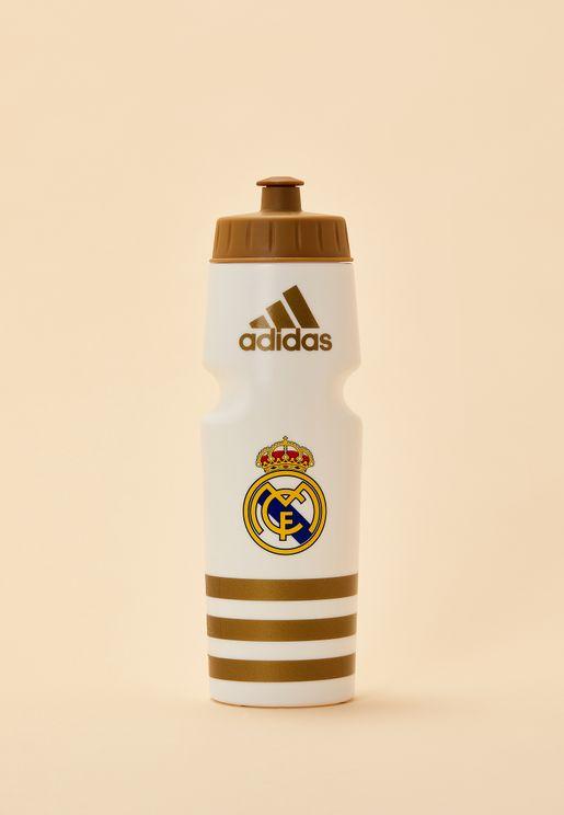 قارورة ماء بشعار نادي ريال مدريد