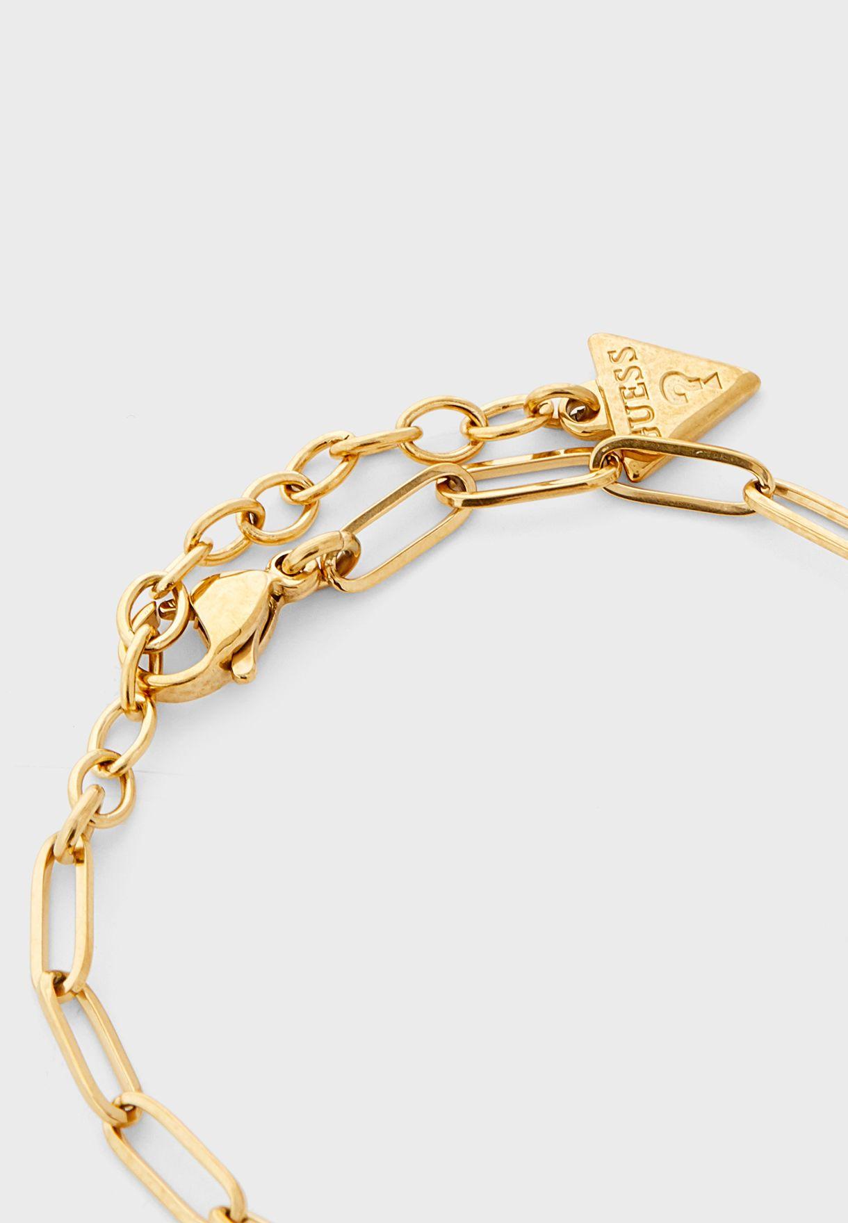 Coin Single Bracelet