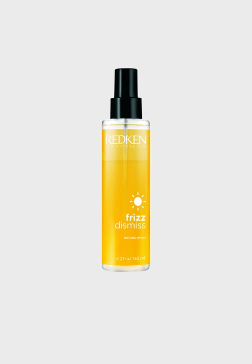 Frizz Dismiss Anti-Static Dry Oil Mist 125ml