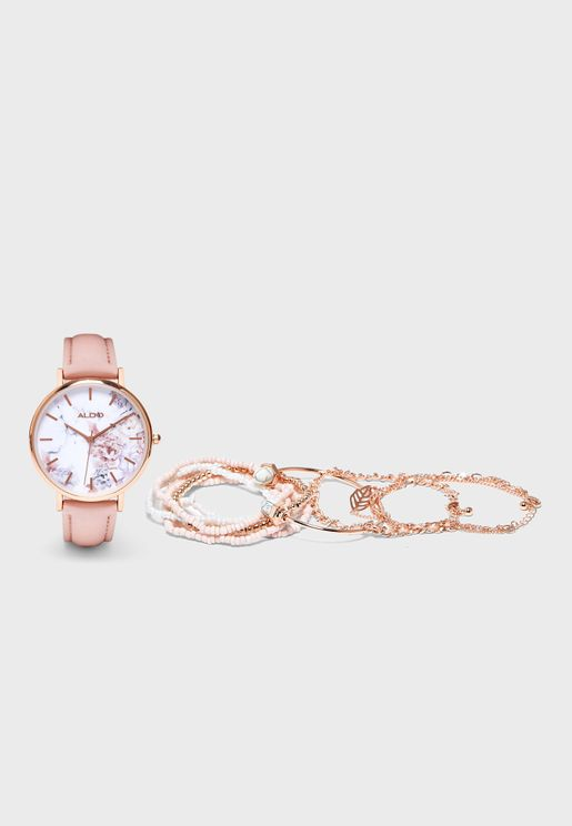 Elyryan Watch and Bracelet Set